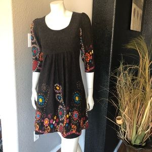 REBORN Dress/Tunic Small Brown